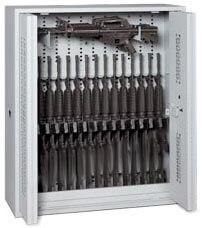 Bifold-Weapon-Rack-Open-Doors-Equipped-48-inch