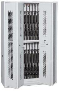 Bifold-Weapon-Rack-Semi-Open-Doors-Equipped-64-inch