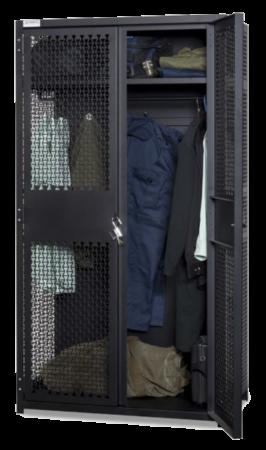 TA 50 Locker Half Open