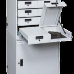 Taser Storage Cabinet