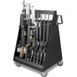 Weapon Storage Cart