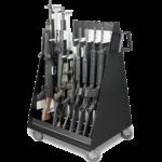 Weapon Storage Cart