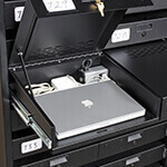 93---Double-wide-secure-powered-laptop-drawer