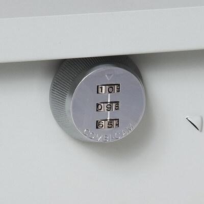 3-Digit Combi Lock